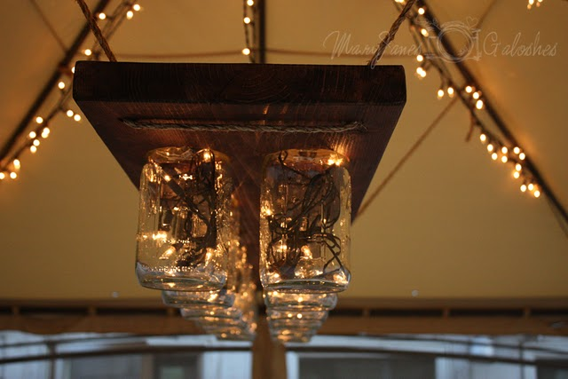 Mason Jar Light Tutorial (Unique!)