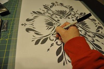 Stencil Making Tutorial