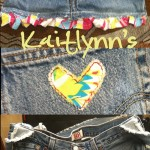 Blue Jean Bootie Bag Tutorial