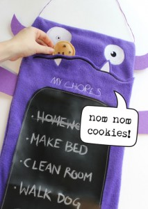 UrbanThreads Chore Monster Tutorial