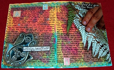 View easy peasy journal tutorial part one backgrounds here