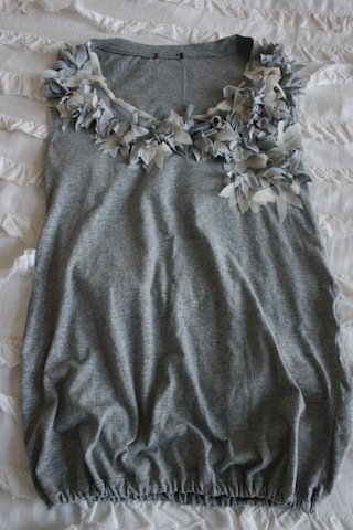 Anthropologie Pratia Tank Top Tutorial