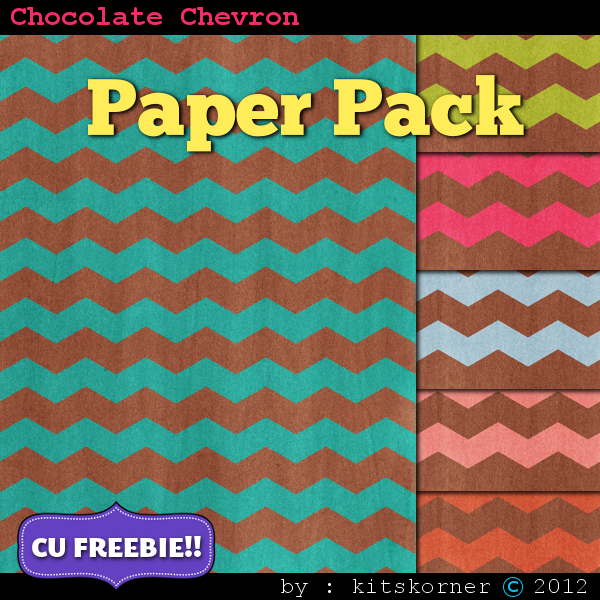 Digital Scrapbook Paper Pack CU Freebie
