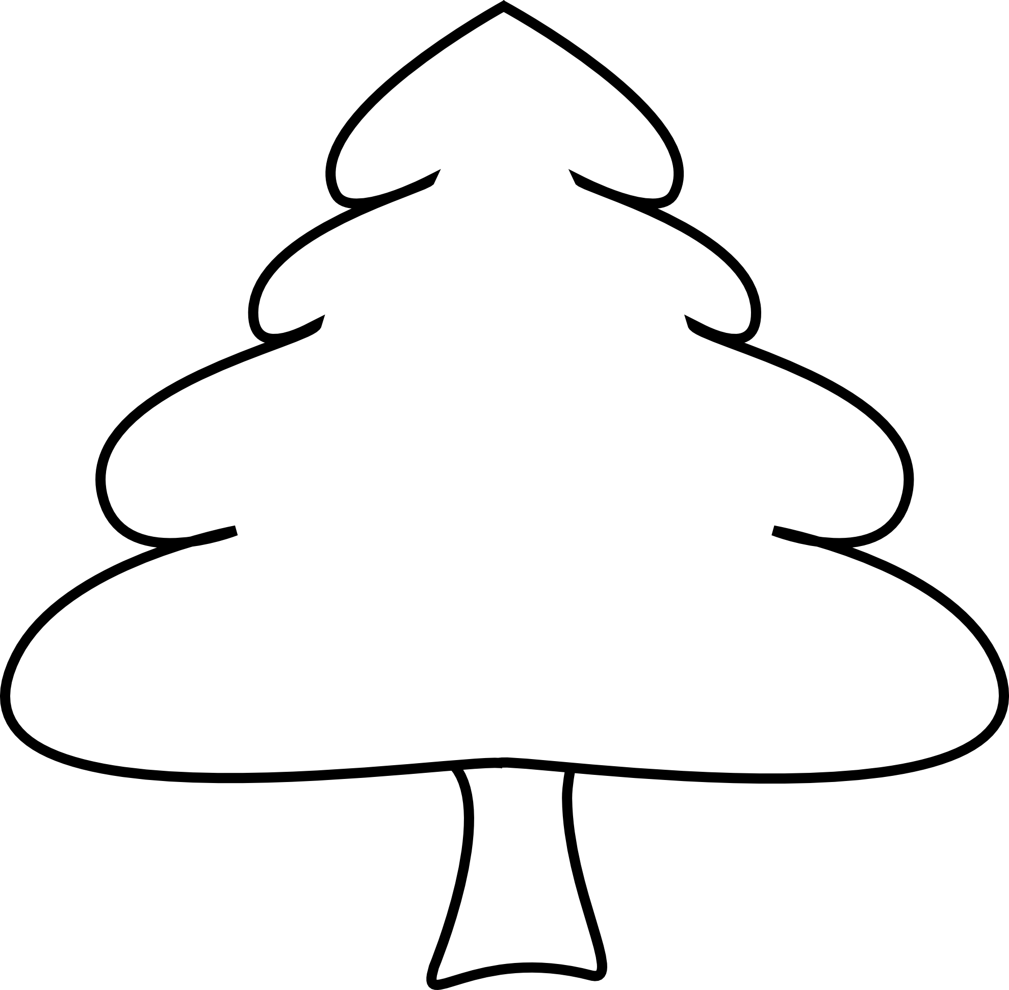 Viewing Gallery For - Christmas Tree Shape