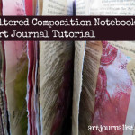 Altered Art Journal Tutorial