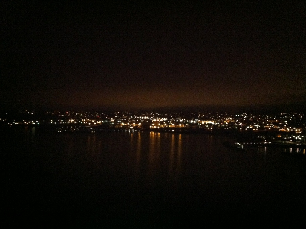 Anacortes By Night