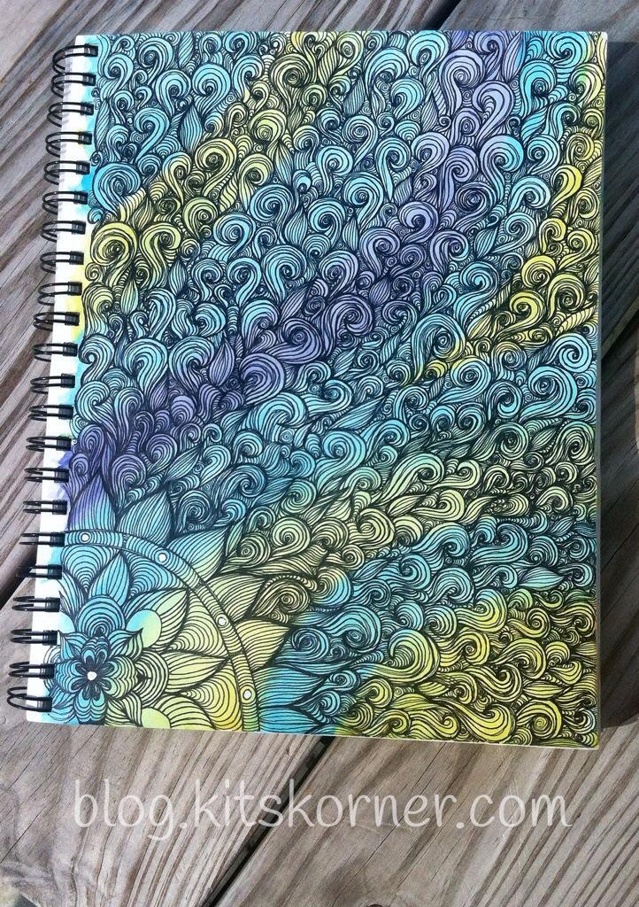 Sketchbook : Intense Swirls