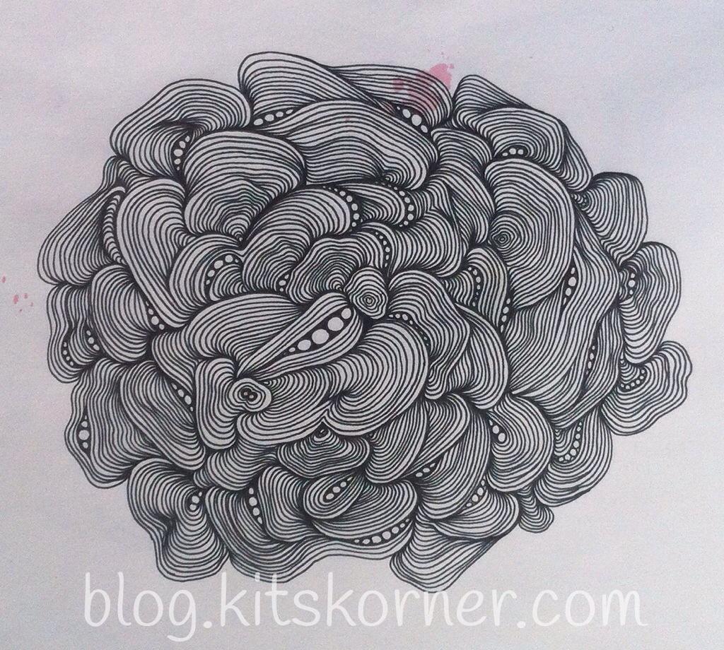 Sketchbook : Lines, Folds, Piles