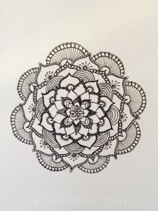 I've gathered several of the best lessons on how to draw Mandalas all into one easy place. I love these girls!