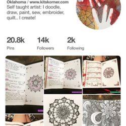 InstaDiary : Hit 14k followers on Pinter
