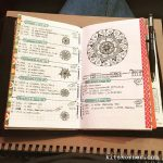 Oct 10 – Oct 16 Daily-Weekly Spread in my Mandala