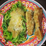 Chicken Alfredo Over Zoodles.. Crazy delicious!!…