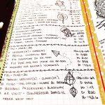 Mar 20-26 – Mandala BuJo Closeup…