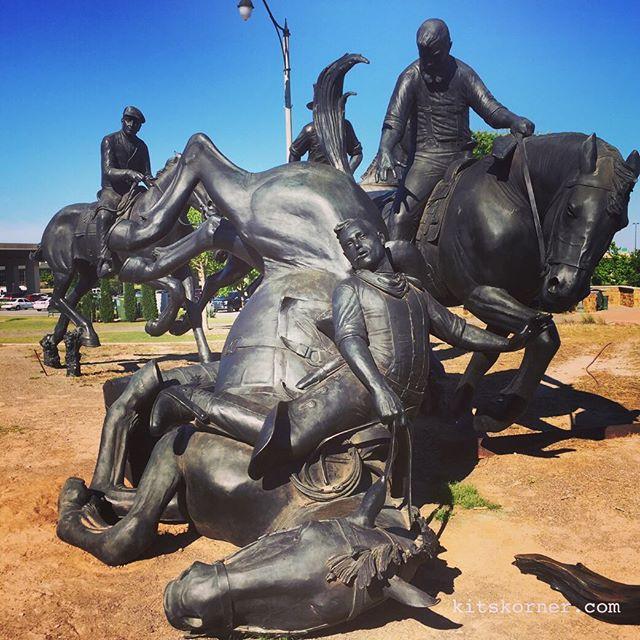 Oklahoma City Land Run Monument…