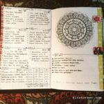May 28-June 3 in my Mandala (BuJo) Journal…..