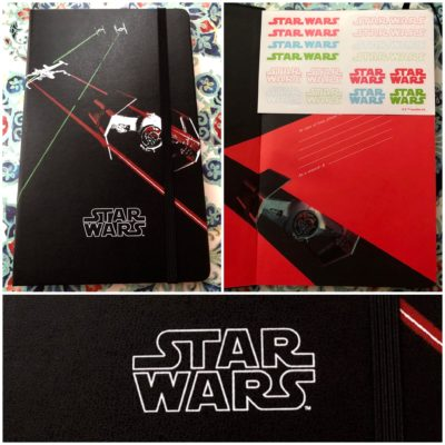 Star Wars Limited Edition Moleskine