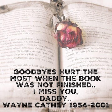 Monday Mantra : Goodbyes hurt the most when the book was not