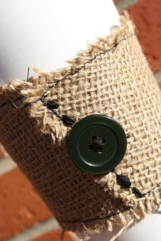 Coffee Cup Sleeve/Cozy Tutorials