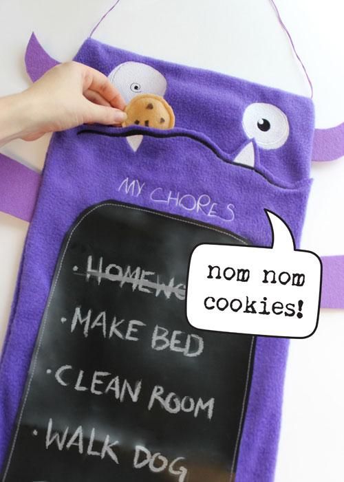 Chore Monster Tutorial