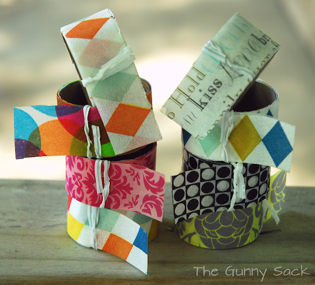 Make Your Own Washi Tape Tutorial