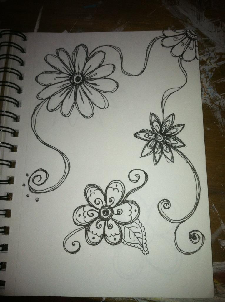 Flowers, Dangles, etc