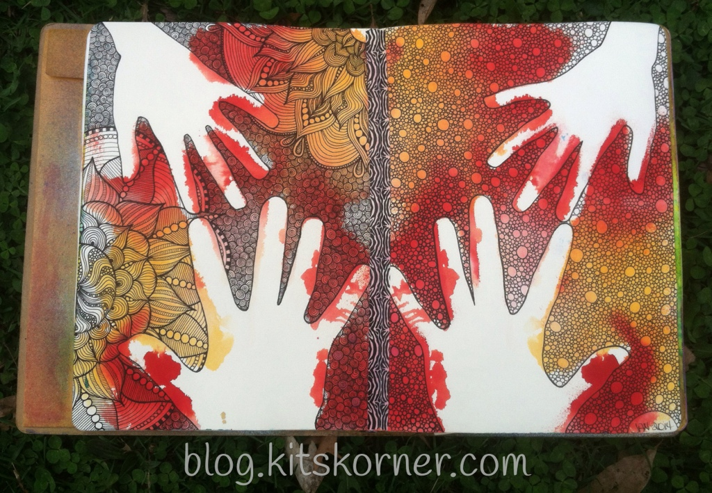 Journal : Our Hands