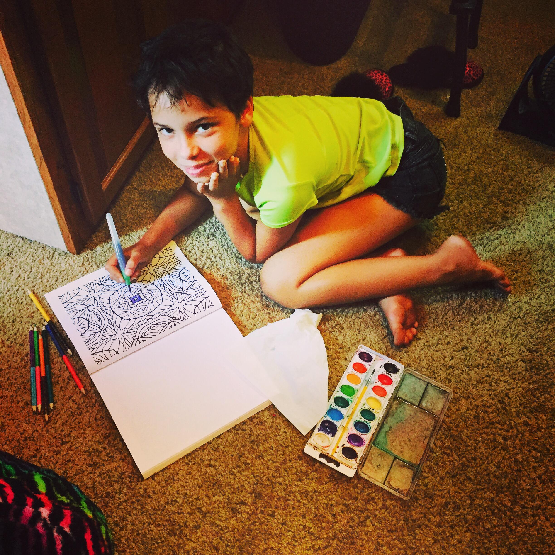 Sketchbook : Art Time