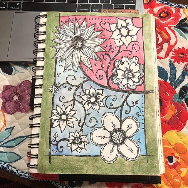 TBT : 2013 Sketchbook Doodles